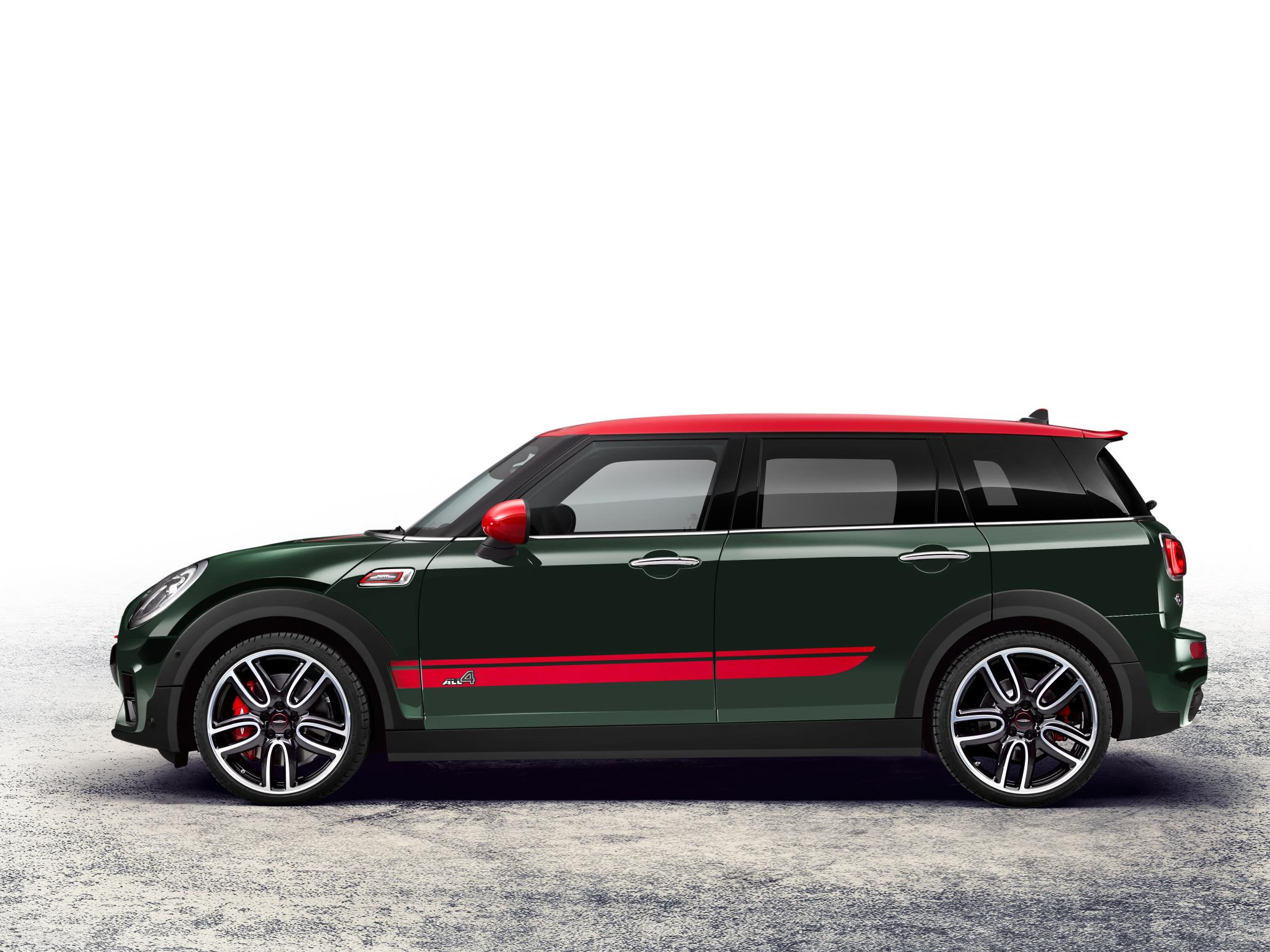 2017 mini john cooper works clubman priced from 35 800. Black Bedroom Furniture Sets. Home Design Ideas