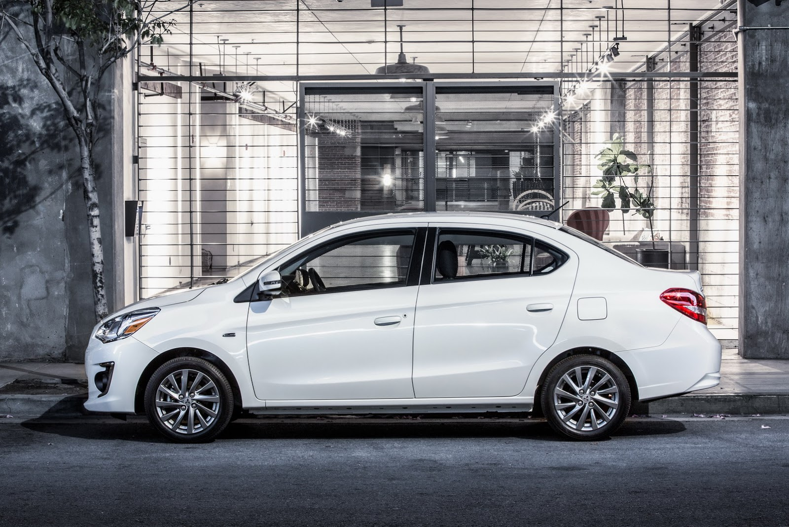 2017 Mitsubishi Mirage G4 Subcompact Sedan Launched in New York ...