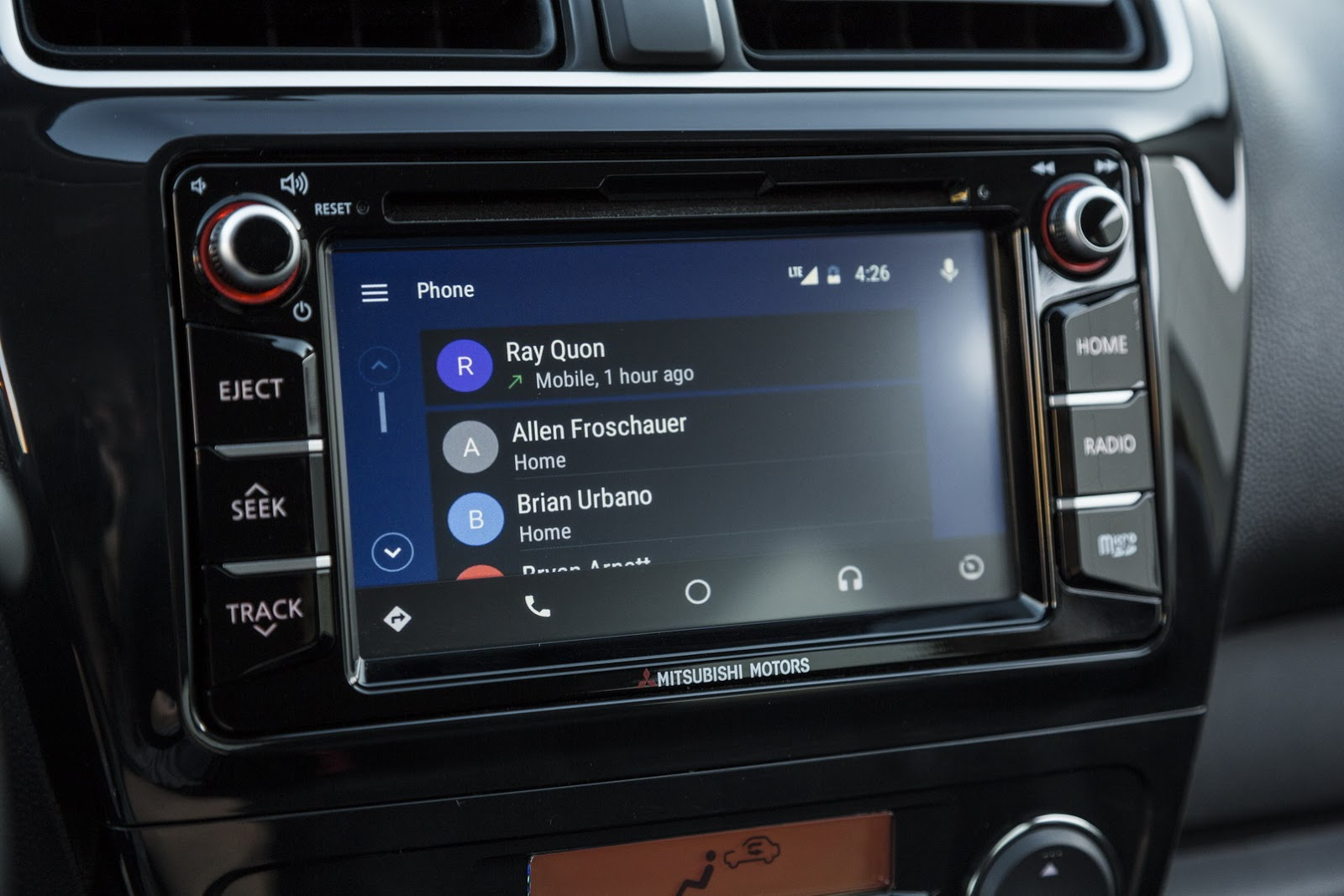 Mitsubishi Mirage 2017 Price >> 2017 Mitsubishi Mirage Updated with New Look, CarPlay and Android Auto - autoevolution