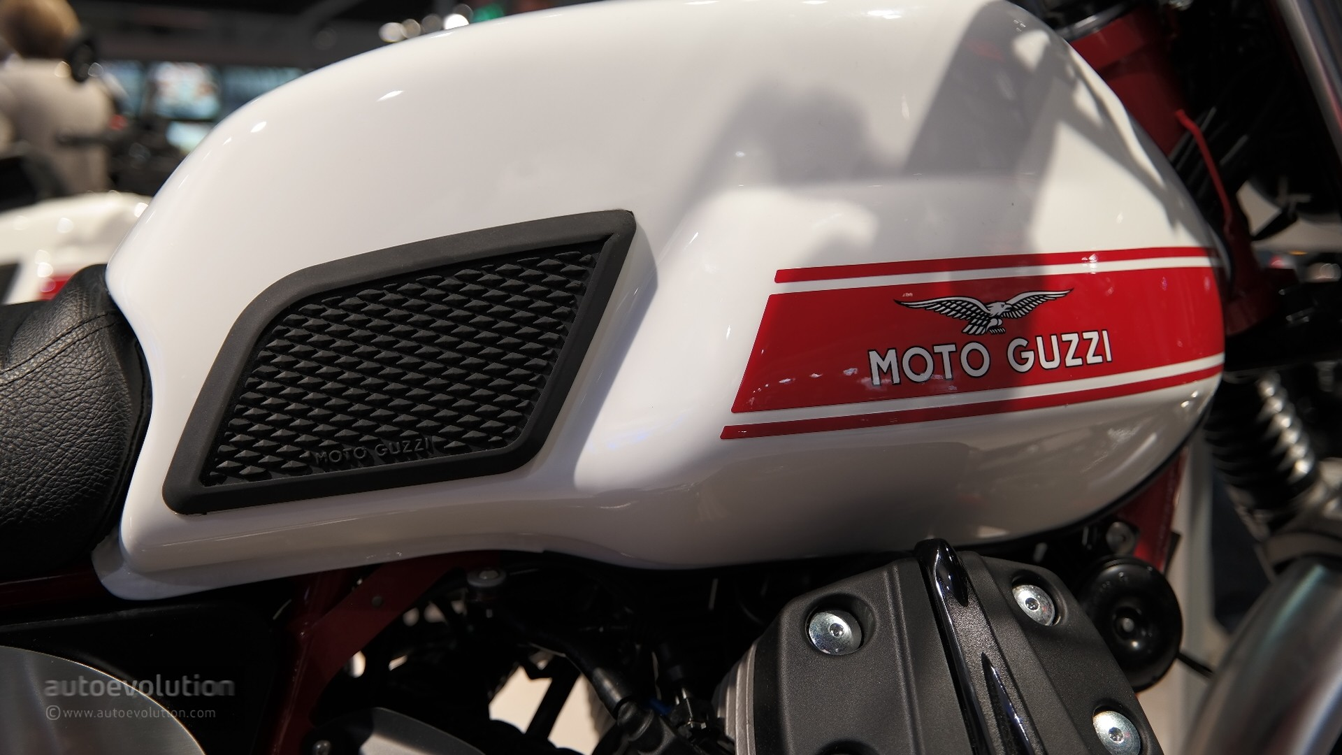 how to add more speed on moto guzzi v7