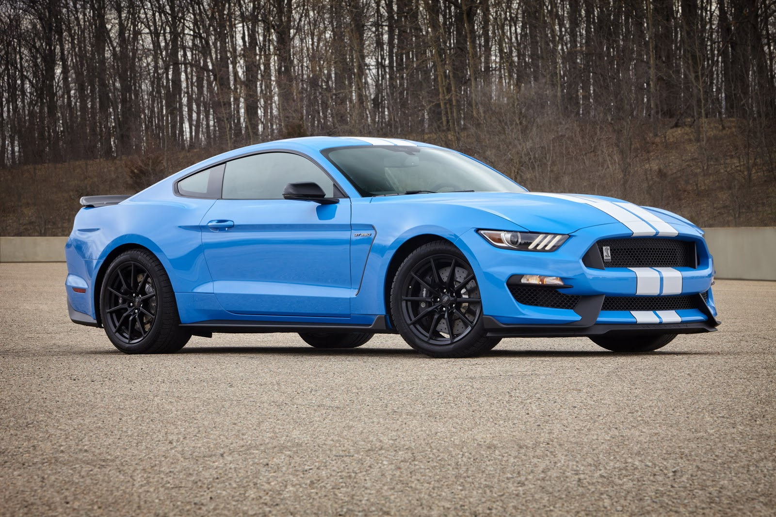 Shelby F150 For Sale >> 2017 Mustang Shelby GT350: First Pics of New Colors Are Mind-Blowing - autoevolution