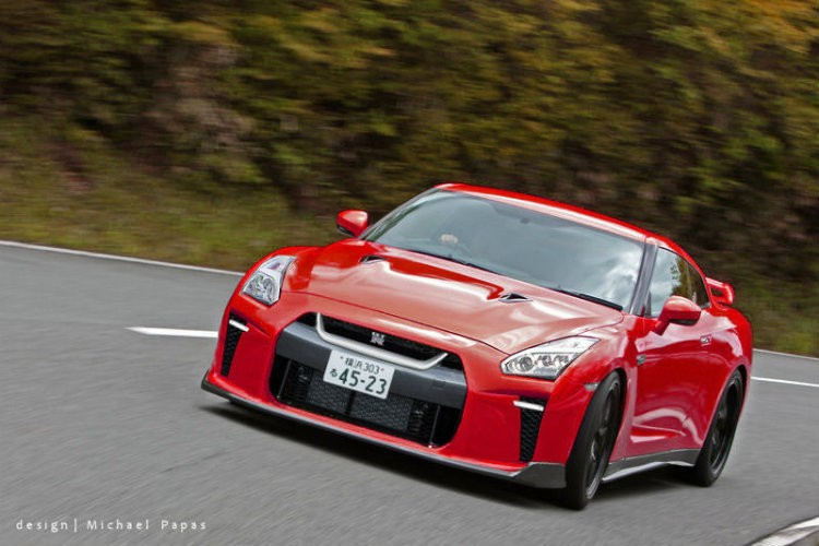UPDATE: 2017 Nissan GT-R Is the Final Model Year for the ...