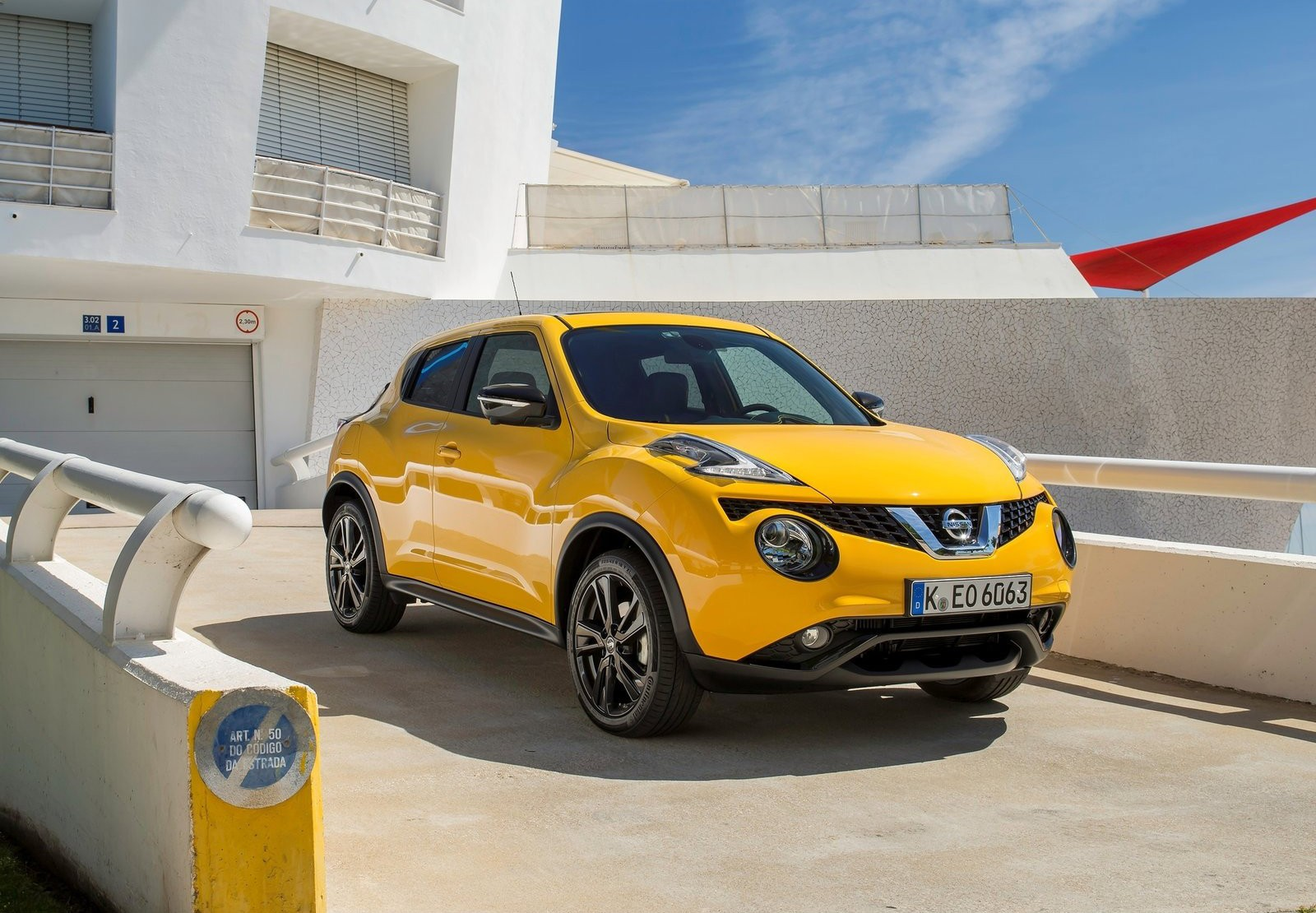 2017 nissan juke priced in the u s from 20 250 autoevolution. Black Bedroom Furniture Sets. Home Design Ideas