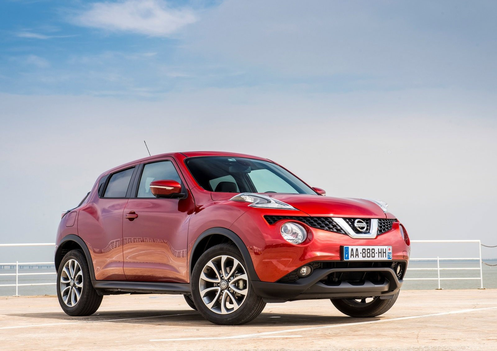 2017 nissan juke priced in the u s from 20 250. Black Bedroom Furniture Sets. Home Design Ideas