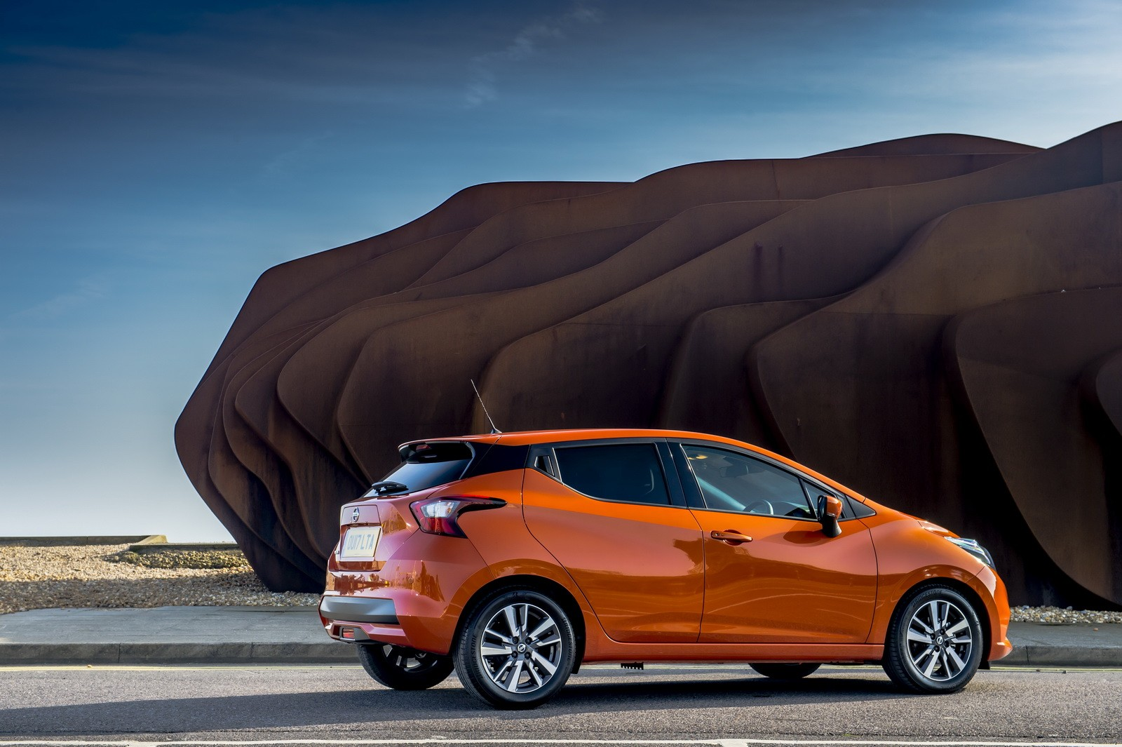 What Is Ecoboost >> 2017 Nissan Micra Gets Renault's 70 HP 1.0-Liter Engine - autoevolution
