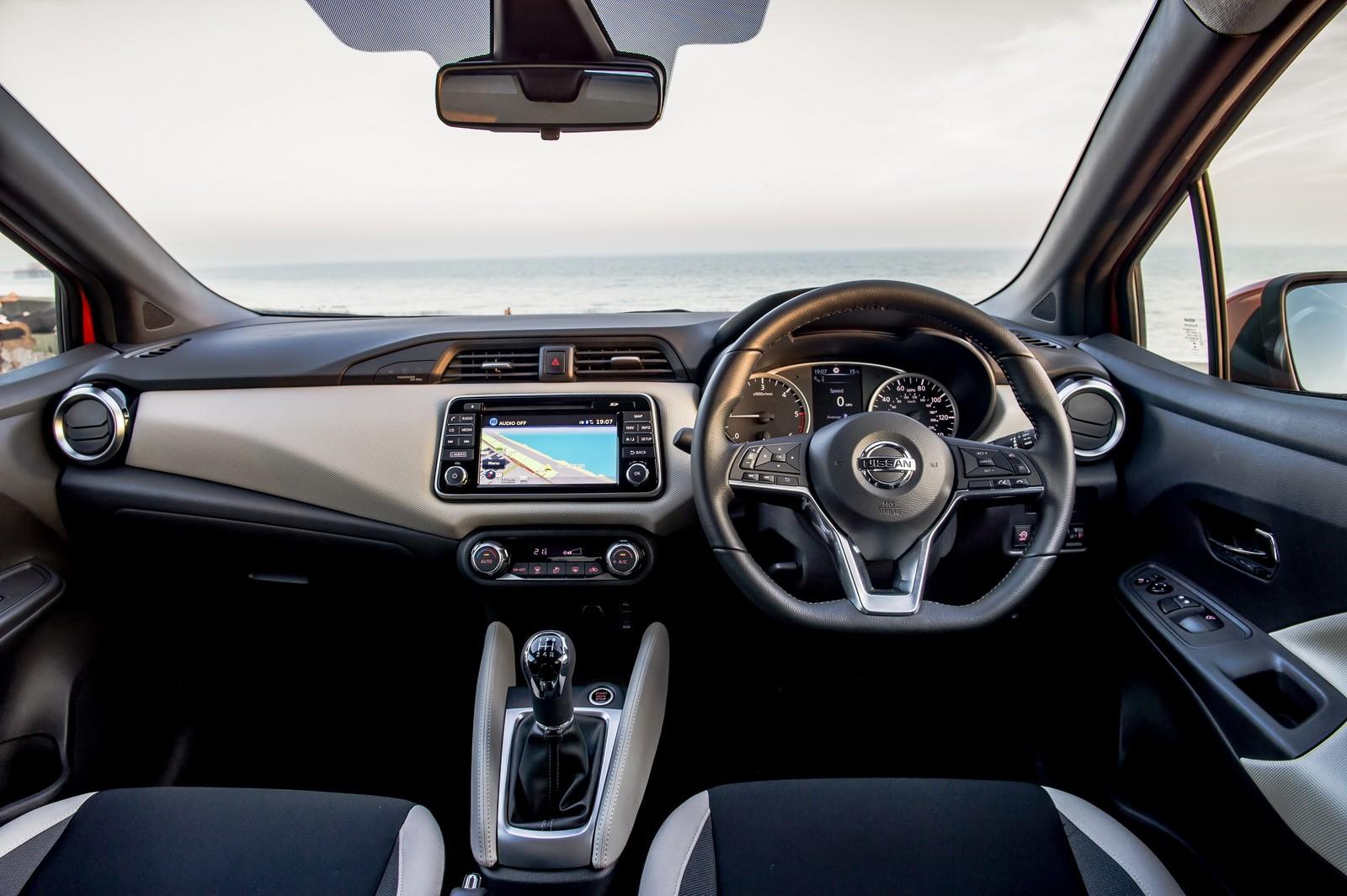 2017 Nissan Micra Gets Renault's 70 HP 1.0-Liter Engine ...