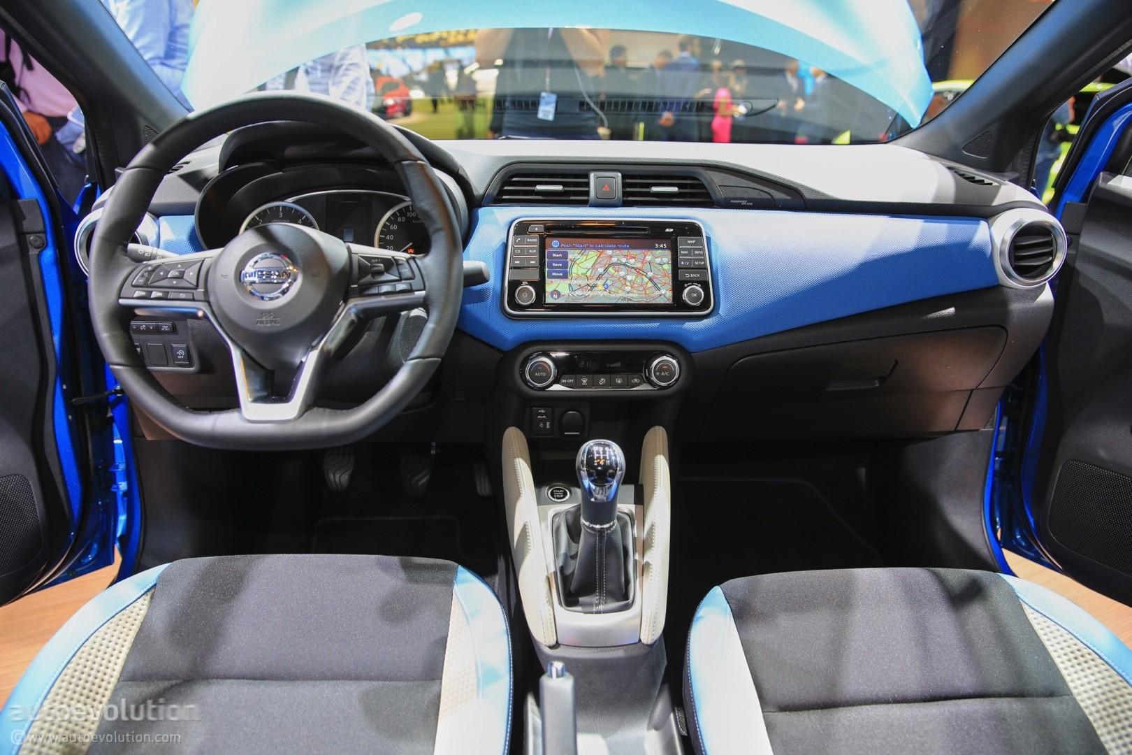 2017 Nissan Micra Price Revealed for UK Market: £11,995 ...