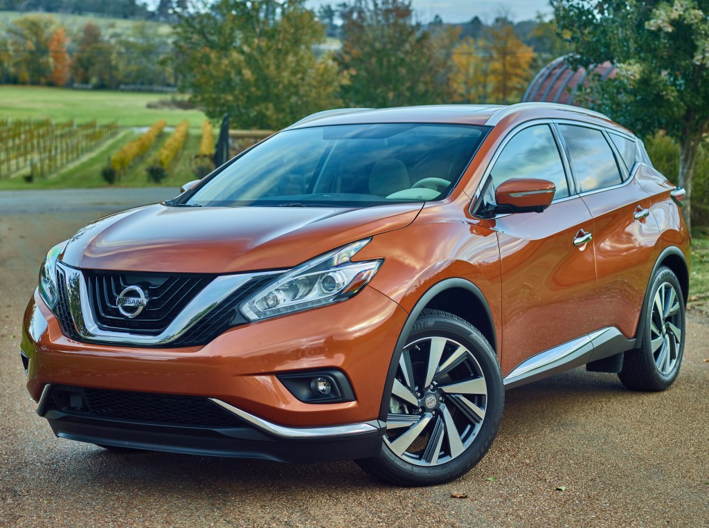 Nissan Maxima 2014 Price >> 2017 Nissan Murano Goes On Sale From $30,640 - autoevolution