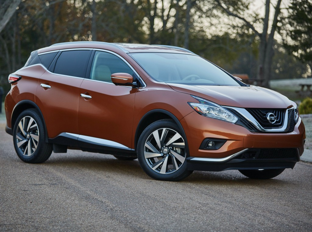Want a Convertible SUV? Nissan's Murano CrossCabriolet Now ...