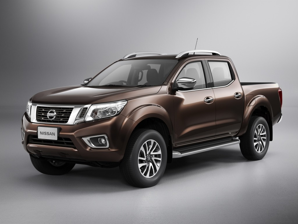 2017 nissan navara np300 gets euro 6 compliant diesel engine autoevolution. Black Bedroom Furniture Sets. Home Design Ideas
