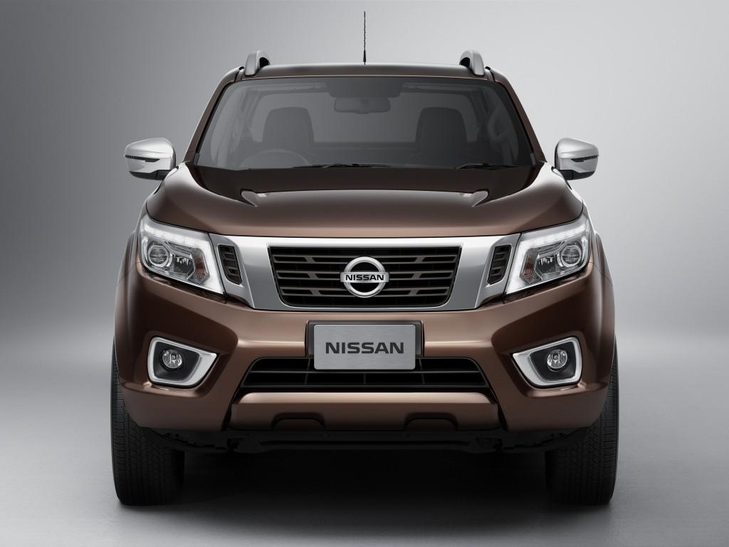 2017 Nissan Navara NP300 Gets Euro 6-Compliant Diesel ...