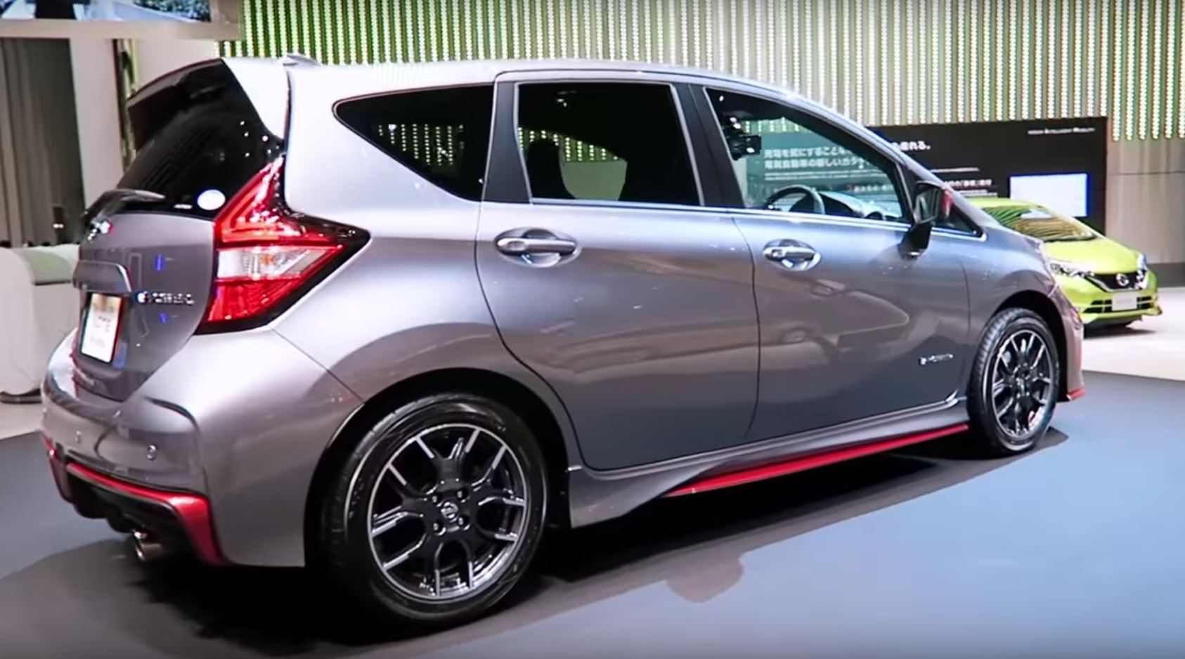 Patrol Nismo >> 2017 Nissan Note e-Power Nismo Is Green and Hot at the Same Time - autoevolution