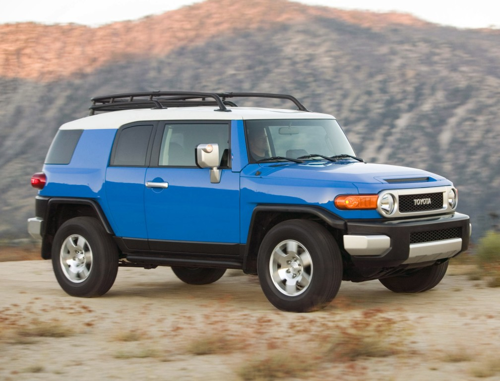 toyota ft 4x concept could preview fj cruiser successor autoevolution. Black Bedroom Furniture Sets. Home Design Ideas