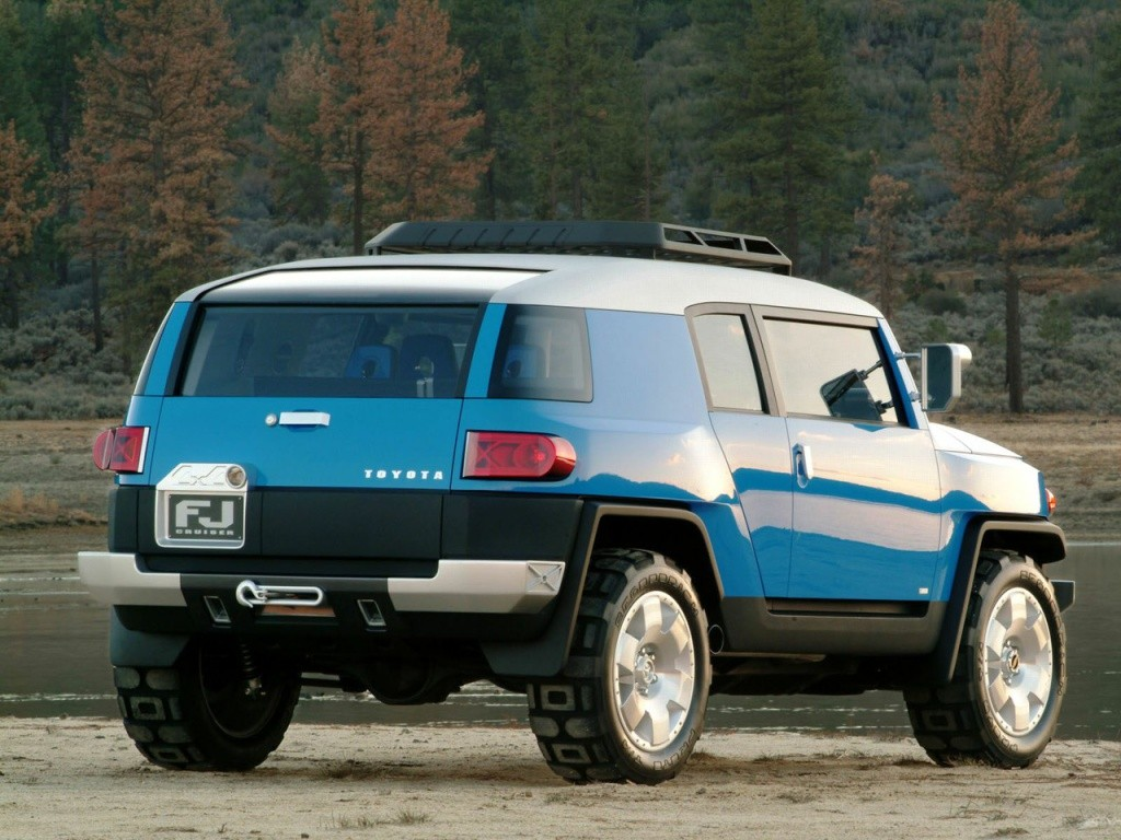 Toyota Ft 4X >> Toyota Ft 4x Concept Could Preview Fj Cruiser Successor