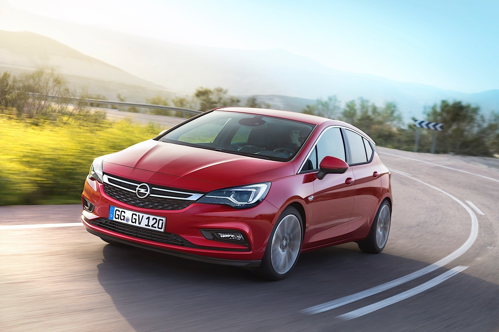 2017 opel astra opc rendered could use tuned 1 6 liter turbo autoevolution. Black Bedroom Furniture Sets. Home Design Ideas