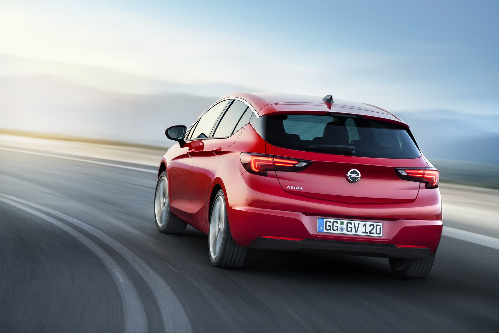 2017 opel astra opc will use a smaller 1.6-liter turbo engine