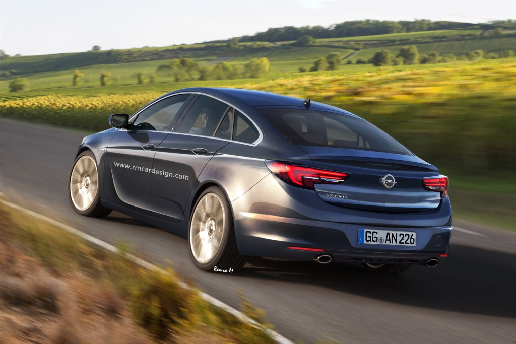 2017 Opel Insignia B Looks Like a Premium Sedan in the ...
