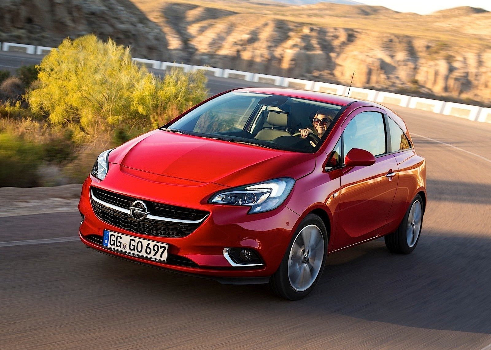 2017 opel vauxhall corsa uk review highlights more flaws than expected autoevolution. Black Bedroom Furniture Sets. Home Design Ideas