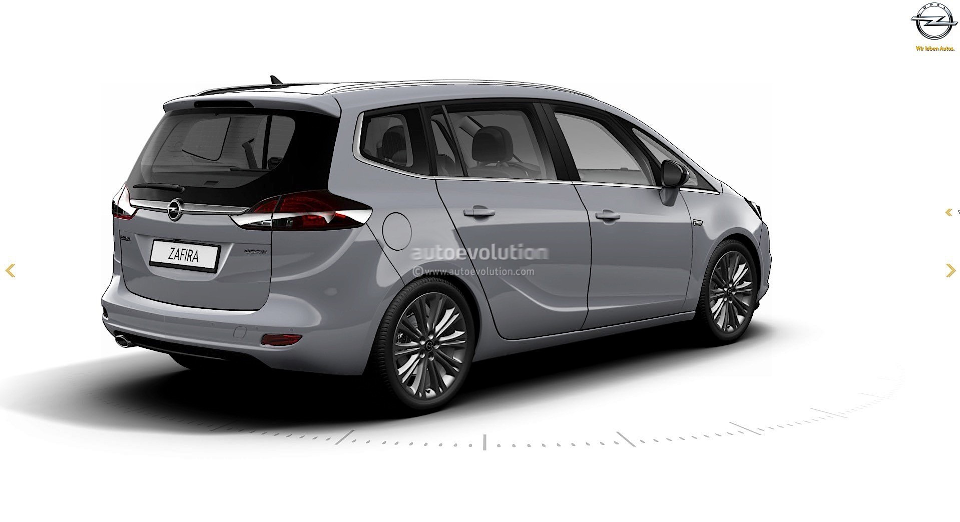 2017 opel zafira facelift leaked on gm website here are. Black Bedroom Furniture Sets. Home Design Ideas
