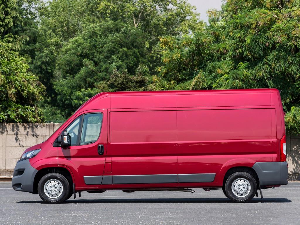 2017 peugeot boxer gets euro 6 compliant diesel engine. Black Bedroom Furniture Sets. Home Design Ideas