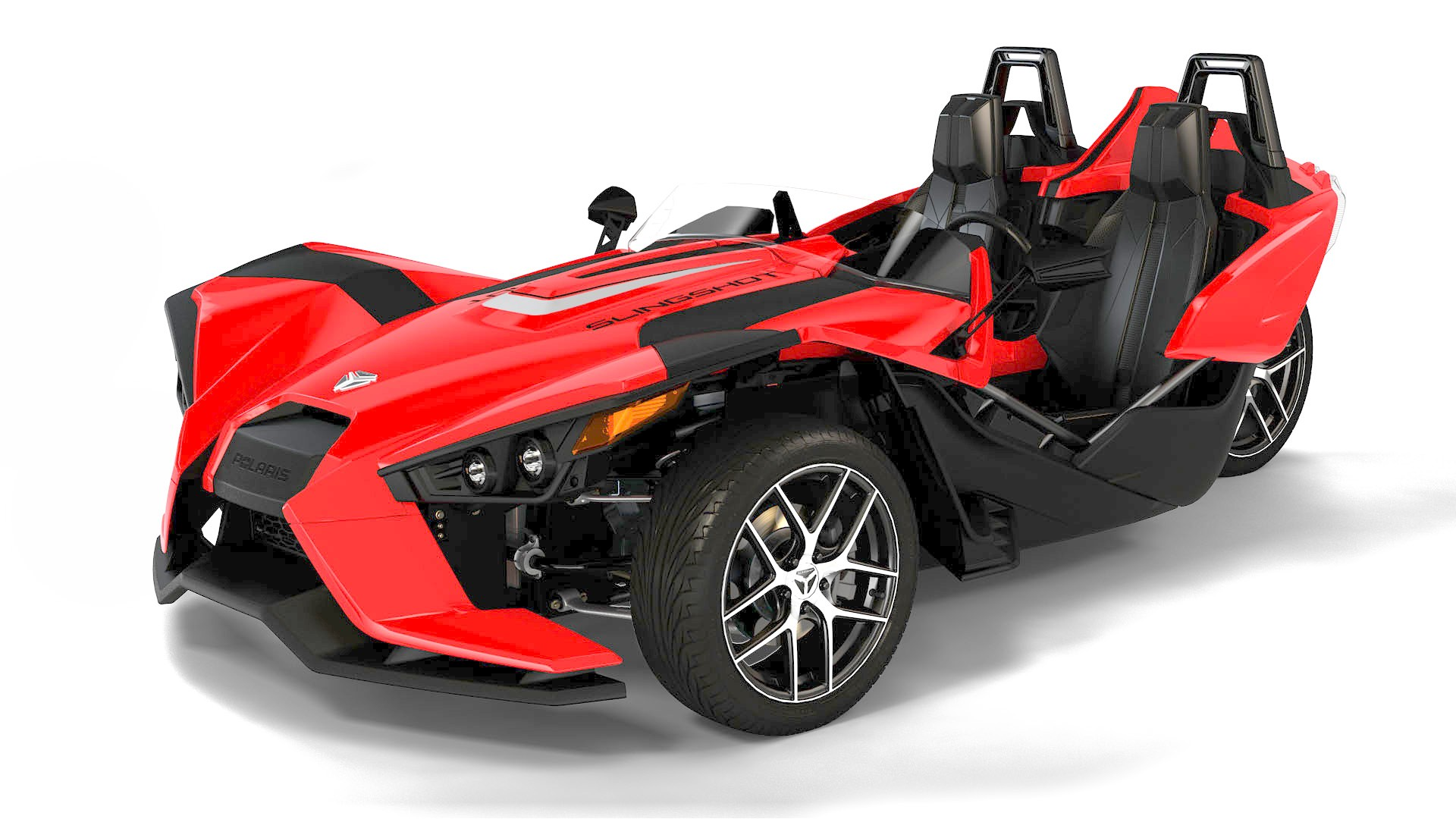 No Polaris Slingshot In Texas None In Europe Either