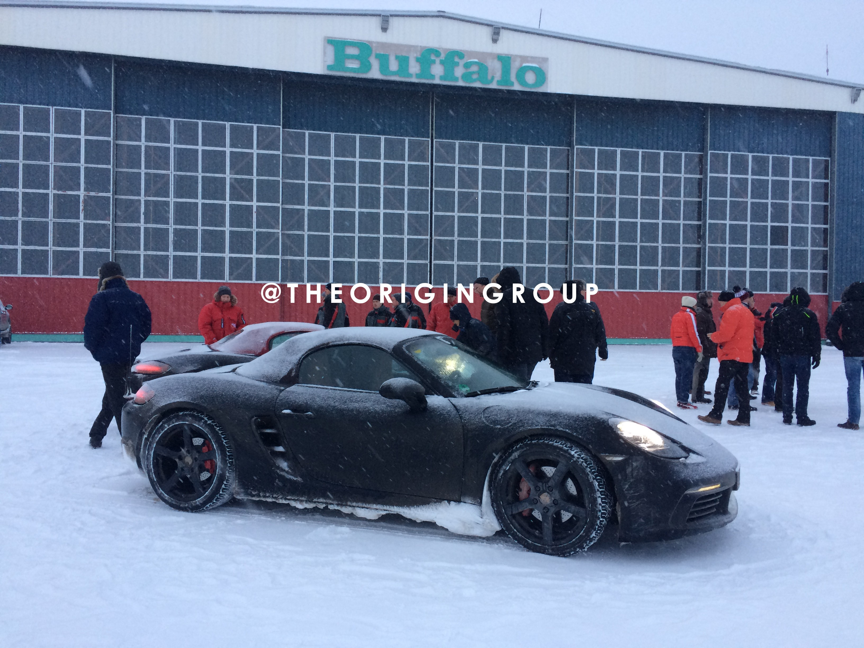 2017 Porsche 718 Boxster and Cayman Now Official, Here Are the Latest ...