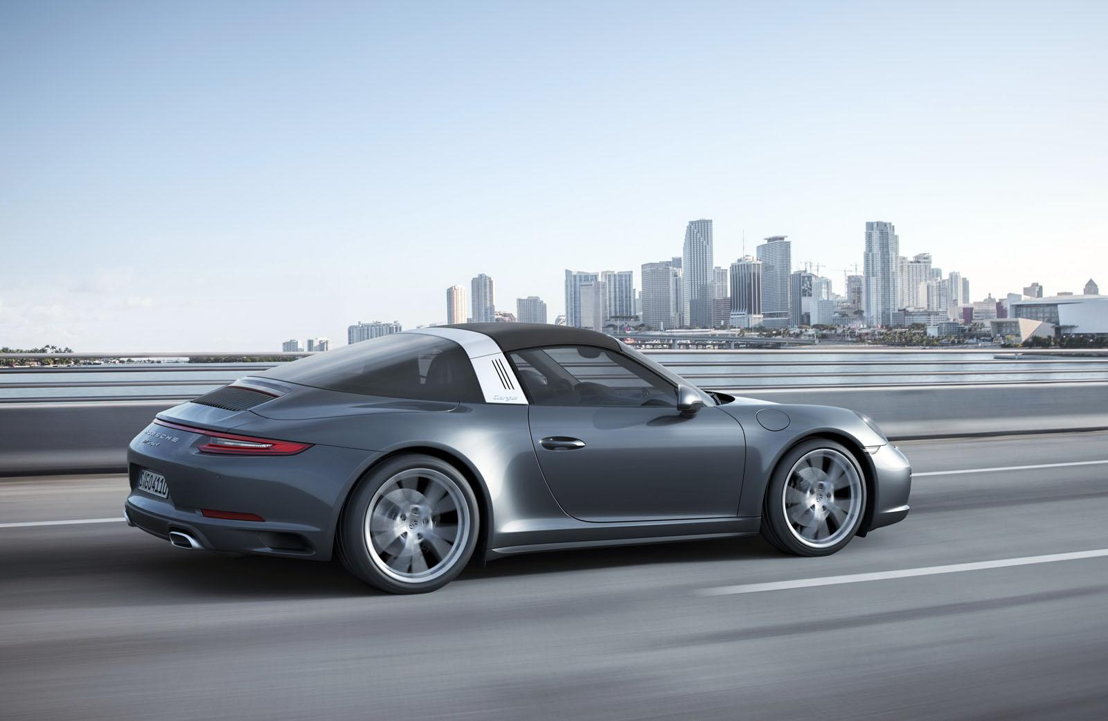2017 porsche 911 carrera 4 targa 4 receive 911 turbo s smart awd now faster than carrera s. Black Bedroom Furniture Sets. Home Design Ideas
