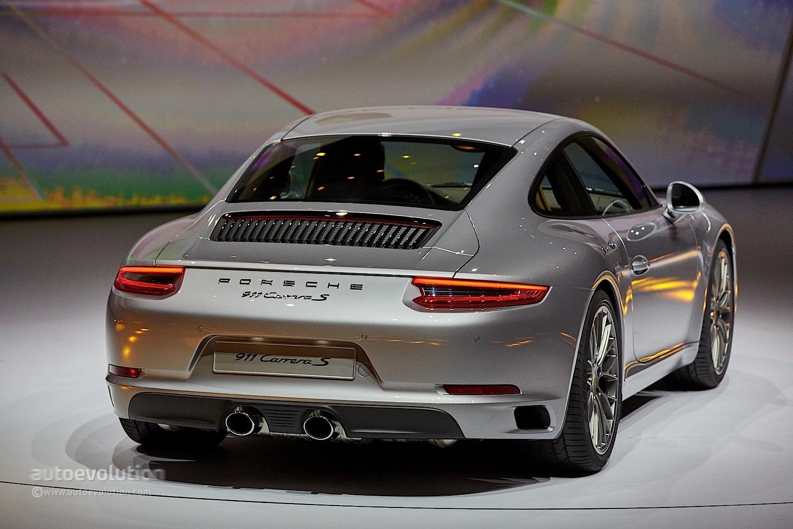 ... 2017 Porsche 911 In Frankfurt ...