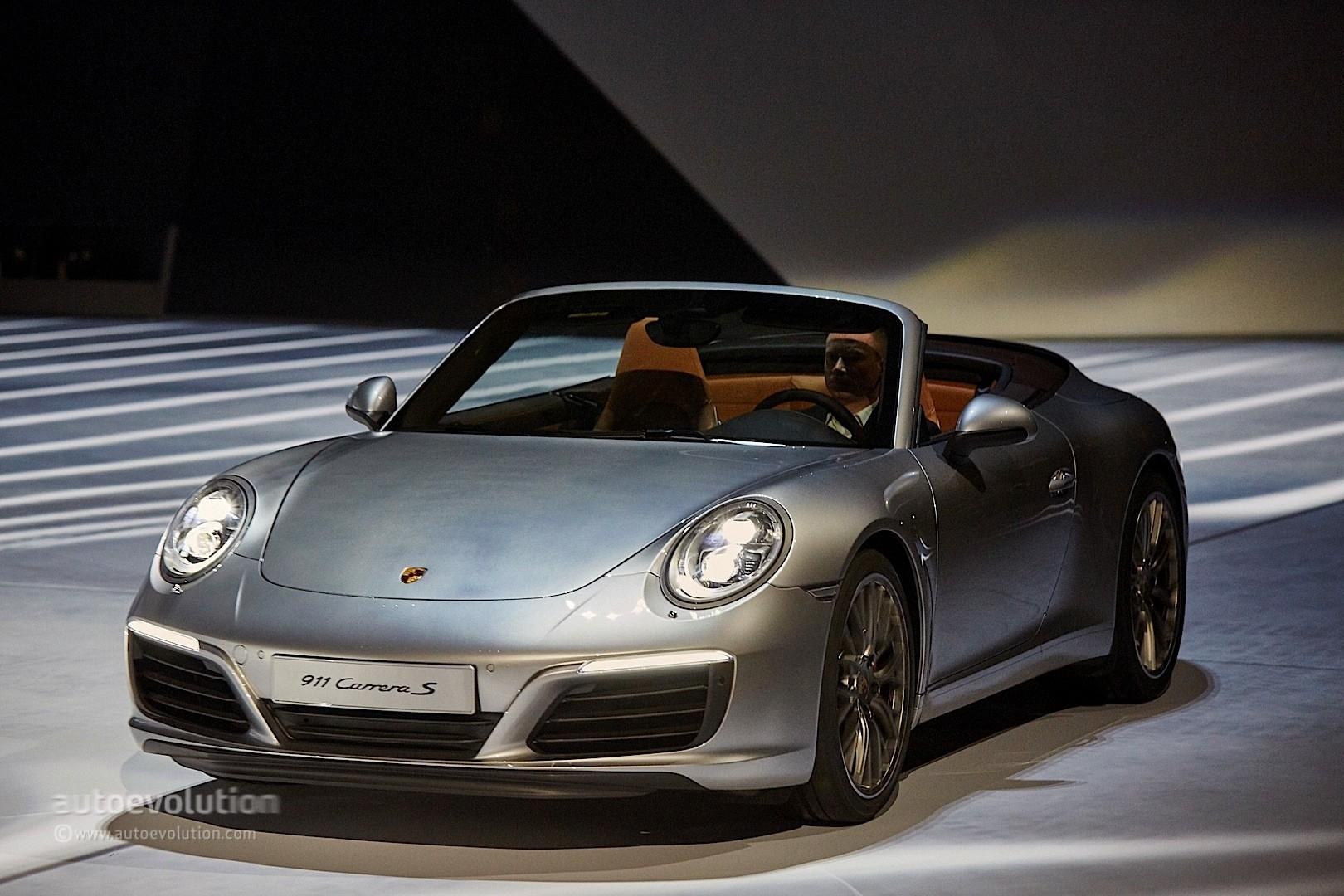 2017 Porsche Cayenne Gts >> 2017 Porsche 911 Feels Like an Old-School Turbo Machine in Frankfurt - Live Photos - autoevolution