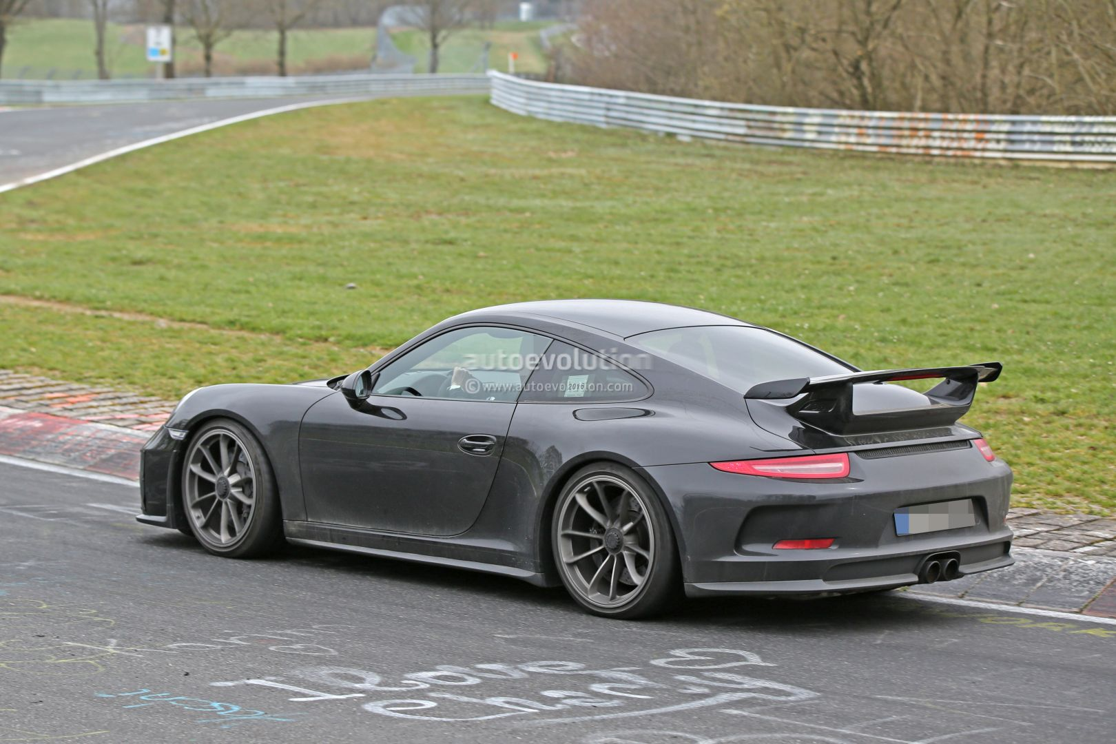 2017 porsche 911 gt3 spied on nurburgring  to get 911 r 6 speed manual as option autoevolution Ducati 998RS Ducati Dealers Michigan