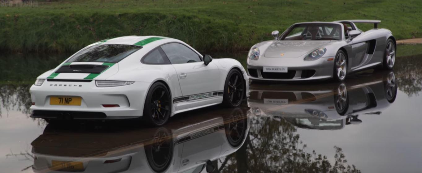 Porsche Carrera Gt Drive 2017 911 R Meets