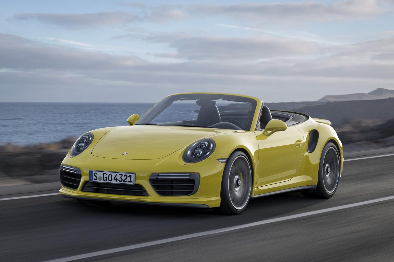 2017 porsche 911 turbo s beats 918 spyder laferrari in mt. Black Bedroom Furniture Sets. Home Design Ideas
