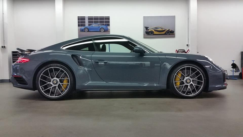 2017 porsche 911 turbo s loses bumpers in striptease looks mechanically superb autoevolution. Black Bedroom Furniture Sets. Home Design Ideas