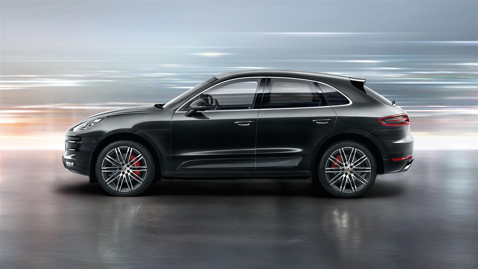 2017 Porsche Macan Turbo With Performance Package Boasts