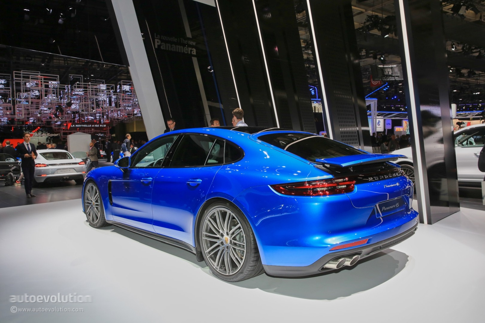 Update 2017 Porsche Panamera Looks Like A Four Door 911