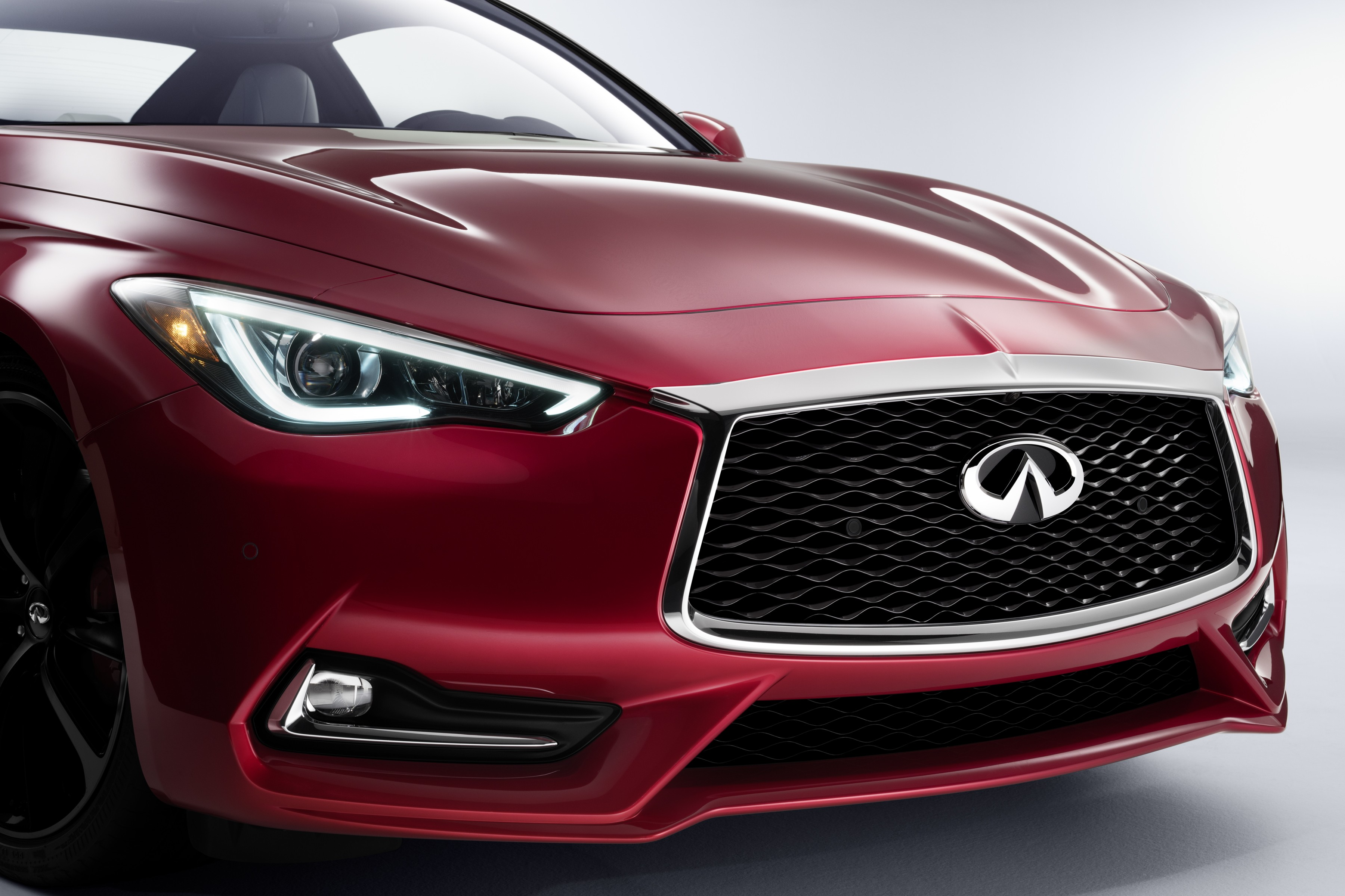 2017 Infiniti Q60 3.0t Red Sport 400 >> 2017 Infiniti Q60 Sports Coupe Priced From $38,950 - autoevolution