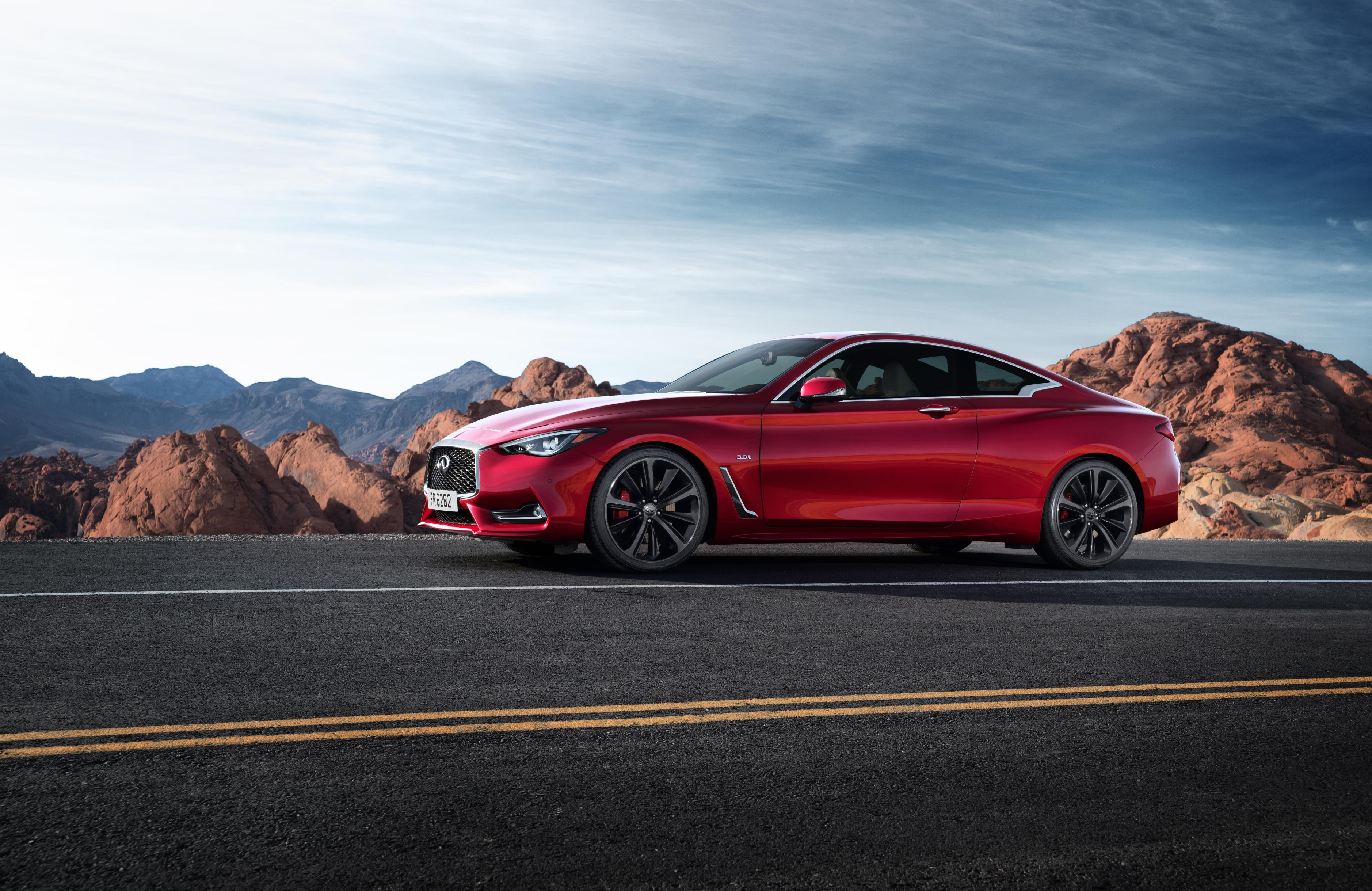 2017 infiniti q60 sports coupe priced from 38 950 autoevolution. Black Bedroom Furniture Sets. Home Design Ideas