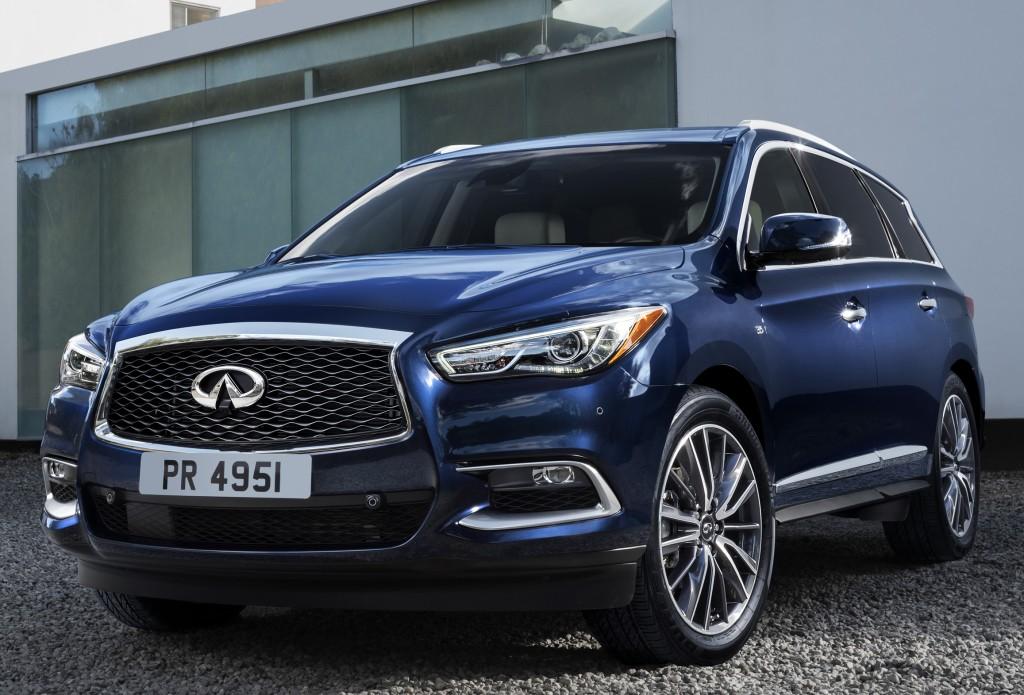 Infiniti QX60 Commercial Promotes Backup Collision ...