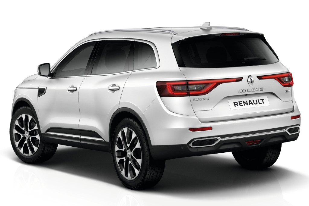Renault Samsung Qm6 Debuts In Korea You May Know It As