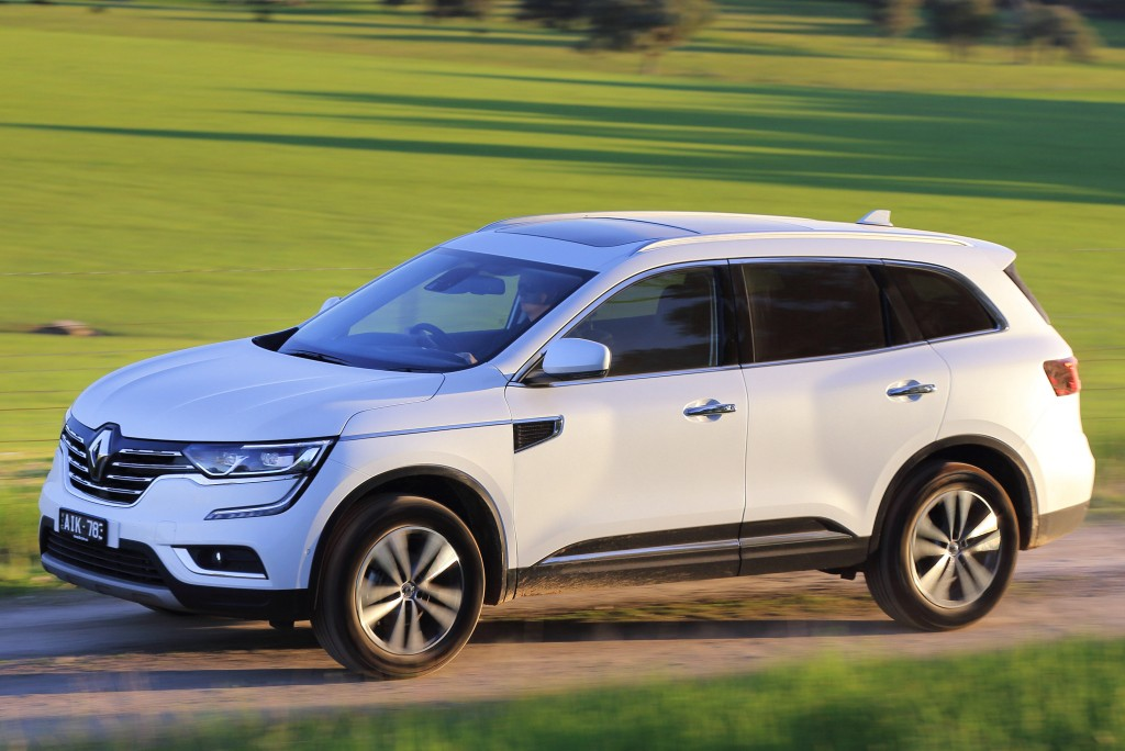 2017 renault koleos debuts in australia with x trail 2 5 liter engine autoevolution. Black Bedroom Furniture Sets. Home Design Ideas