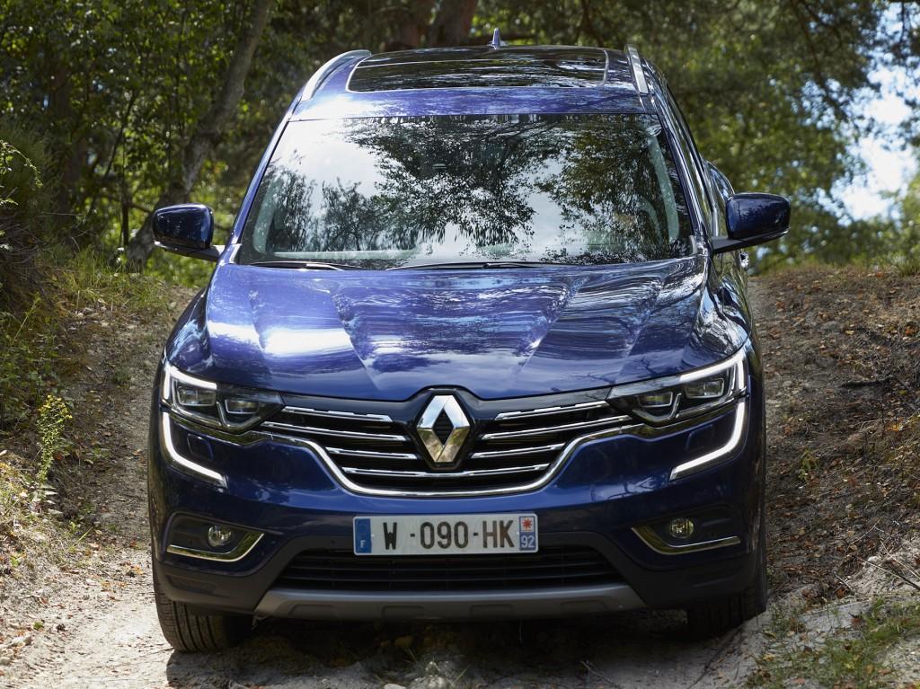 2017 Renault Koleos Debuts In Australia With X Trail 2 5