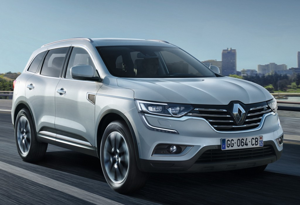 2017 renault koleos ii debuts in china to global audience autoevolution. Black Bedroom Furniture Sets. Home Design Ideas