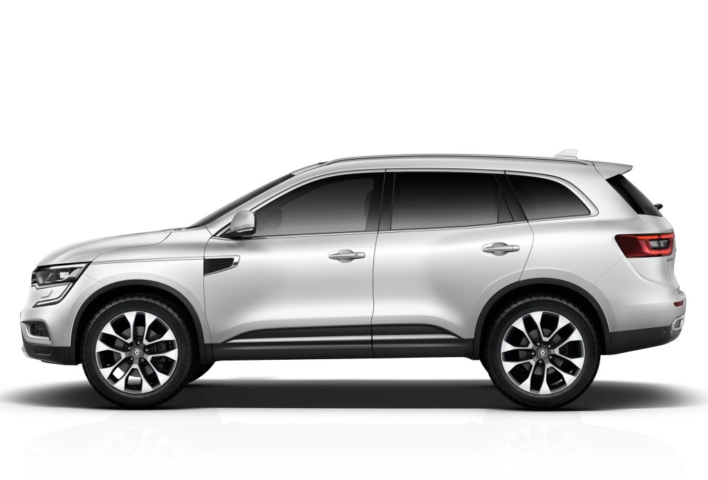 2017 renault koleos qm6 launched in korea with 2 0 dci engine and cvt autoevolution. Black Bedroom Furniture Sets. Home Design Ideas