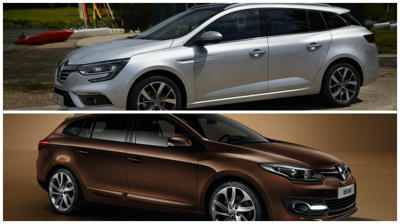 2017 renault megane estate is heavier than old one plus a. Black Bedroom Furniture Sets. Home Design Ideas