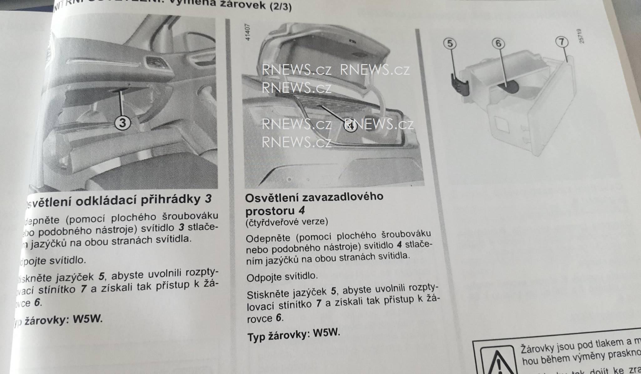 2017 renault megane sedan leaked through owner u2019s manual