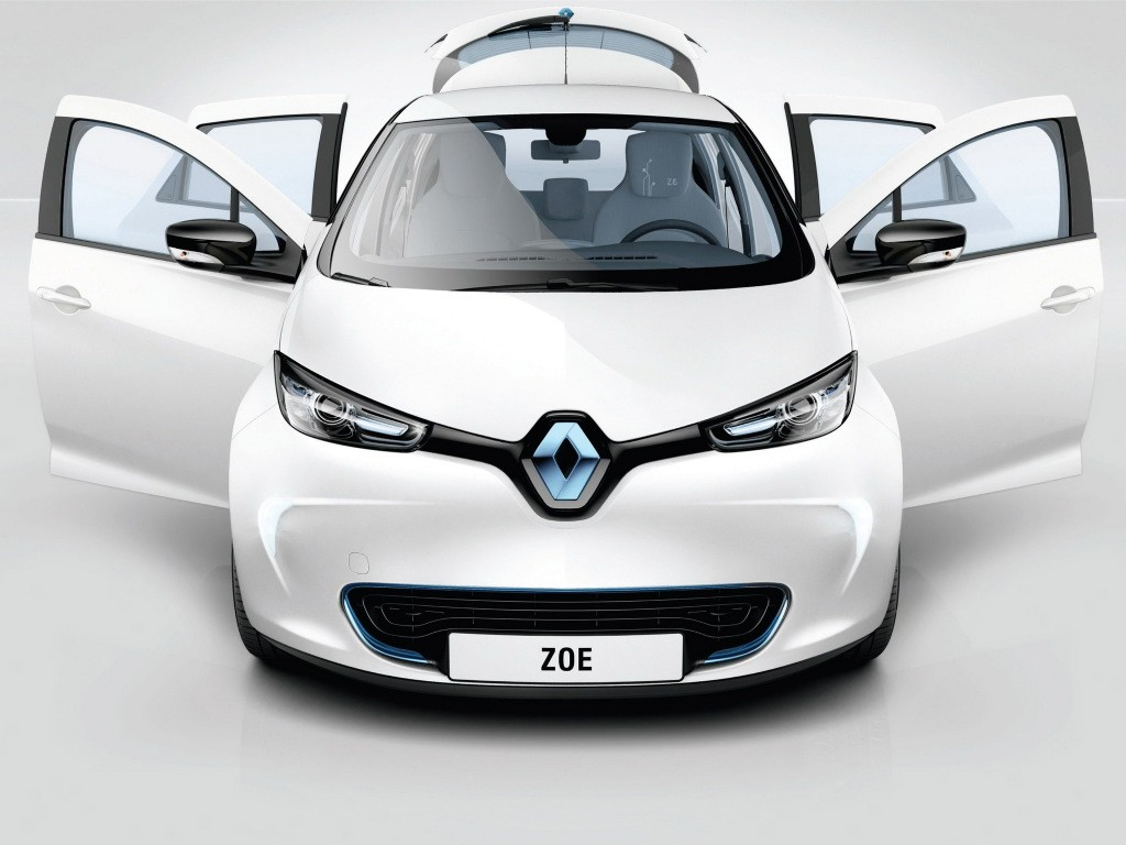 2017 renault zoe available with 41 kwh battery 400 km. Black Bedroom Furniture Sets. Home Design Ideas