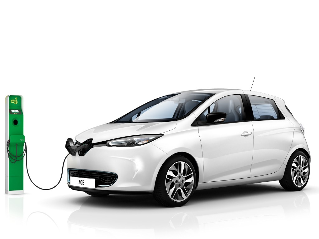 2017 renault zoe available with 41 kwh battery 400 km nedc range autoevolution. Black Bedroom Furniture Sets. Home Design Ideas