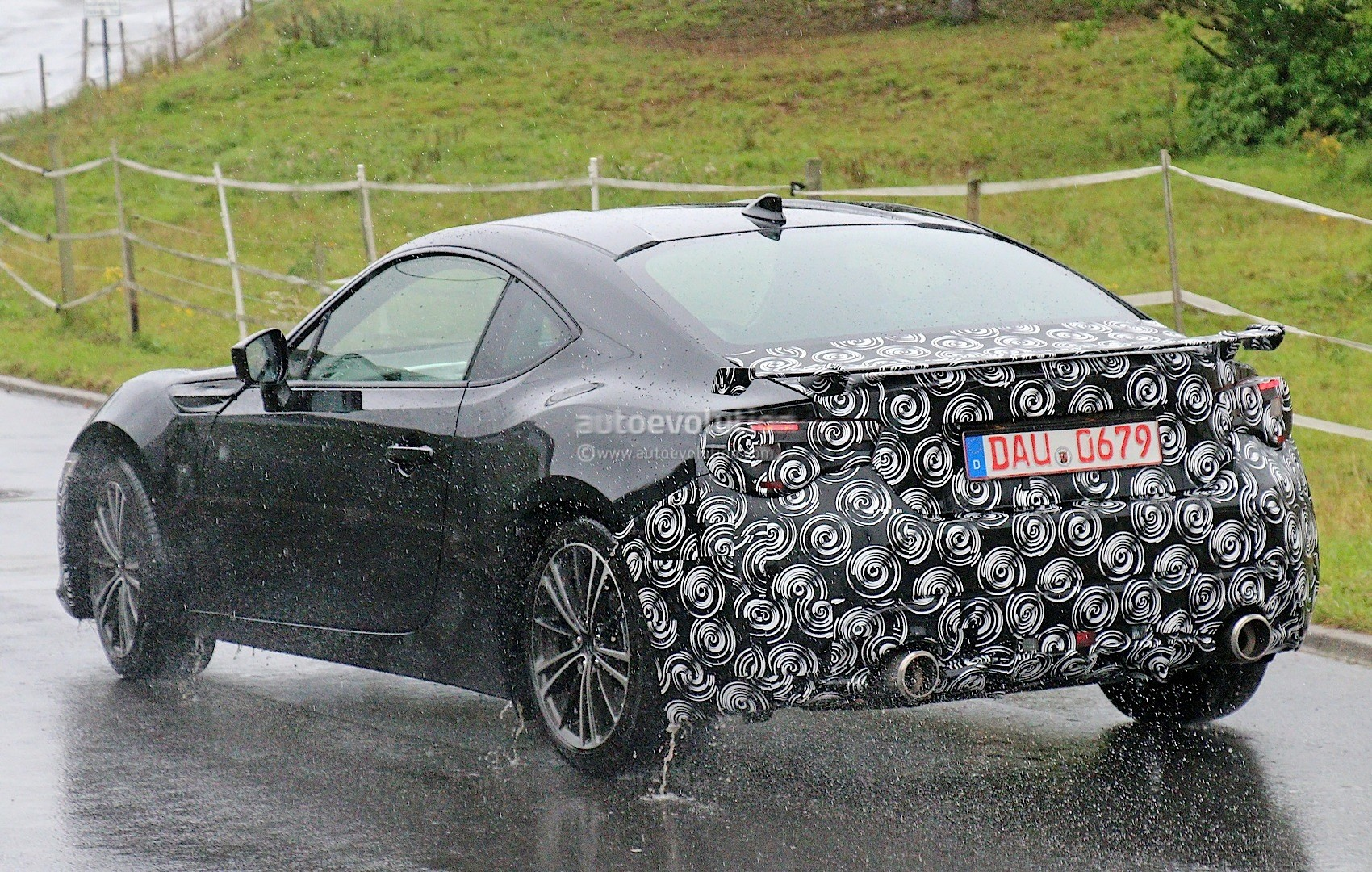 2017 scion fr s toyota gt 86 facelift spied testing more powerful engine autoevolution. Black Bedroom Furniture Sets. Home Design Ideas