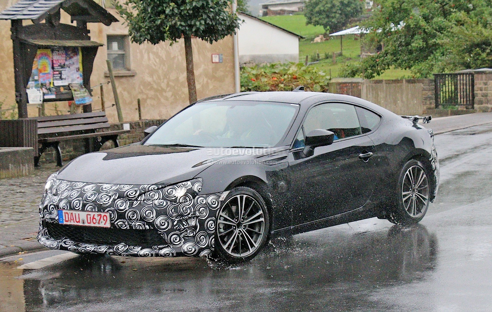 2017 Scion Fr S Toyota Gt 86 Facelift Spied Testing More