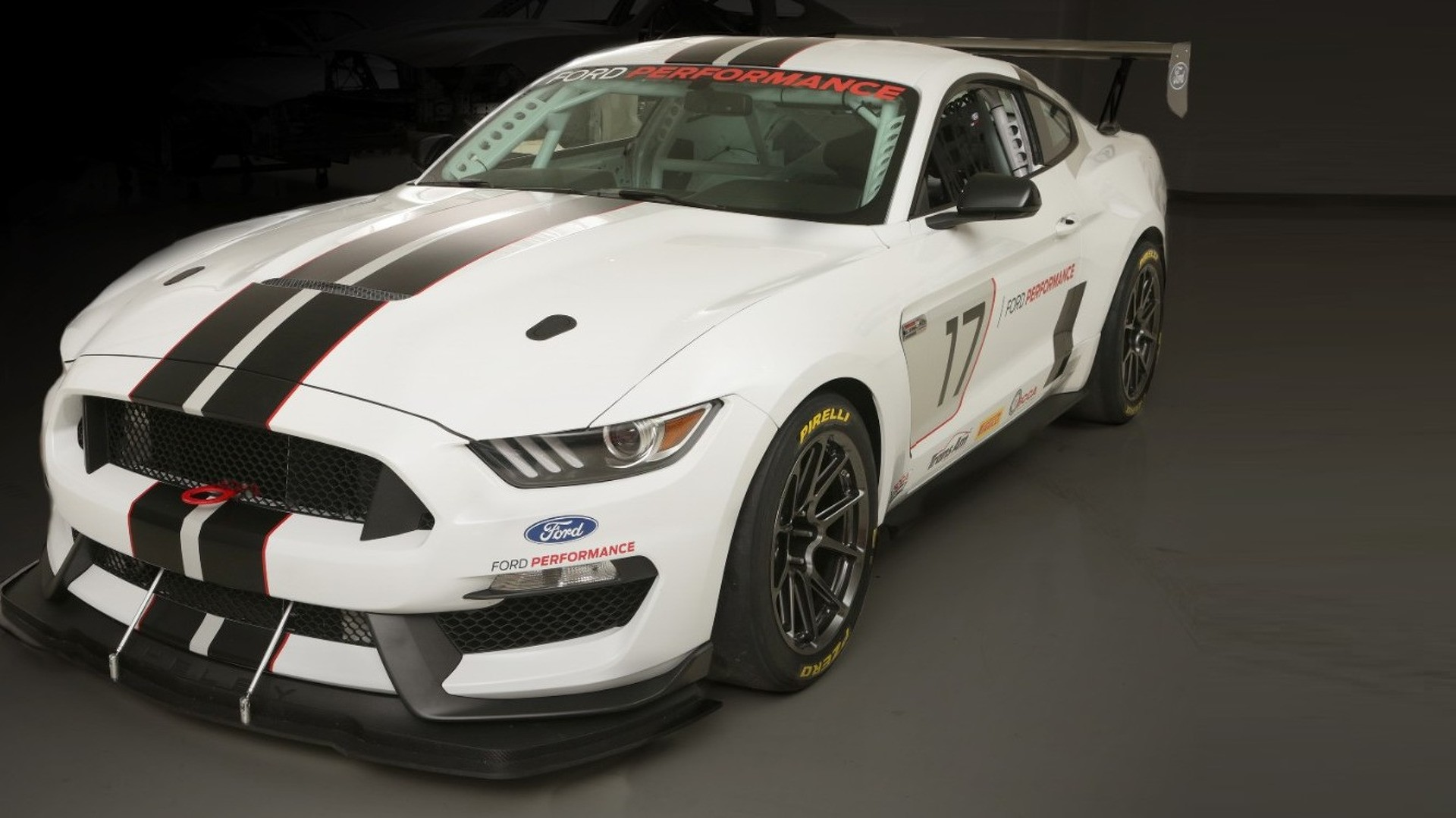 2017 shelby fp350s is a mustang fit for trans am nasa and scca